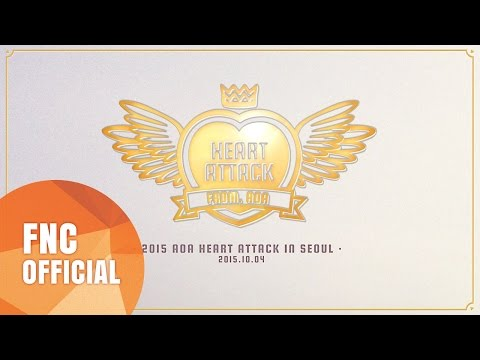 2015 AOA Heart Attack in Seoul Sketch Clip