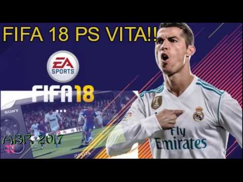 Fifa 18 Ps Vita + Link De Descarga