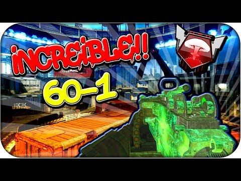 INCREIBLE PARTIDA!! 60-1 EN DUELO POR EQUIPOS CON NUCLEAR - BLACK OPS 2 (видео)