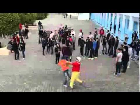 Tunisia's Harlem Shake