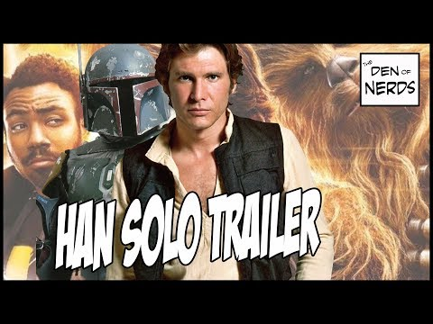 Han Solo Trailer Release Date | PLUS: New Reshoots? | Star Wars Movie Update