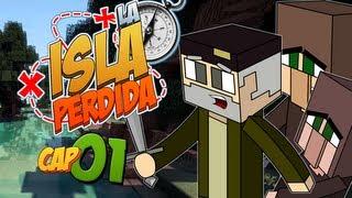 Episodio 1 de la nueva serie de Minecraft! He naufragado en una isla desierta y tengo una serie de desafios que cumplir! Todos los Ep: http://www.youtube.com...