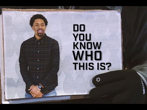 Video: Hey New York, do you know who Spencer Dinwiddie is?