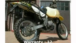 10. 2006 Suzuki DR 650SE - motorbike & superbike