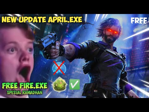 FREE FIRE.EXE - NEW UPDATE APRIL EXE ( ff exe, ff lucu, bug, wtf ) nerf chrono