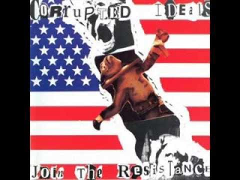 Corrupted Ideals - Join The Resistance ( Full Album )