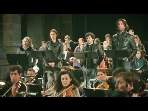 Les coulisses de l'Orchestre Victor Hugo Franche-Comté