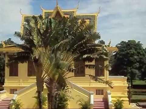 พระราชวังเขมรินทร์ 1 ทัวร์กัมพูชา เที่ยวกัมพูชา สไมล์ไทยอีโคทัวร์ 02 4290553