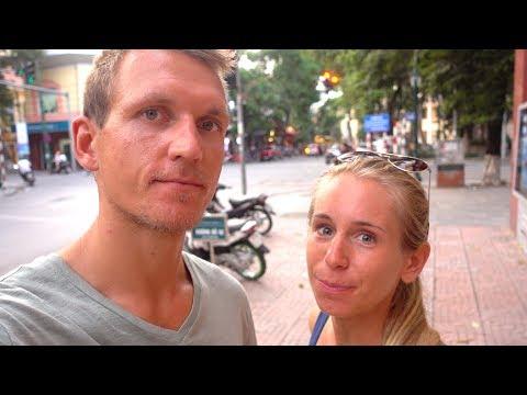 Hanoi - eine Stadt die uns erschlägt! Vietnam - Weltr ...