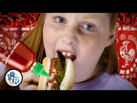 The Science Of Sriracha