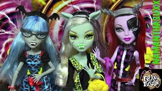 Nonton Monster High Freaky Fusion Ghoulia Yelps Frankie Stein Operetta Doll Collection Review Video    Film Subtitle Indonesia Streaming Movie Download