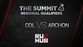 coL vs Archon, game 1