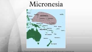 "Micronesia (from Greek: μικρός, mikrós, ""small"" + Greek: νῆσος, nēsos, ""island"") is a subregion of Oceania, comprising thousands..."