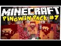 Minecraft: WULKAN KRASNOLUDEK! - PINGWIN PACK 4 [#7]