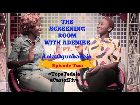 The Screening Room With Adenike: Episode 2 - Part 3 ft. Cast of Five