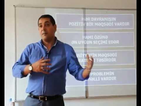 NLP Seminarı