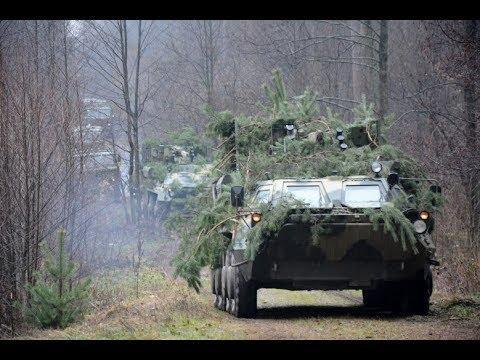 На Львівщині завершується цикл підготовки українських підрозділів за участі іноземних інструкторів