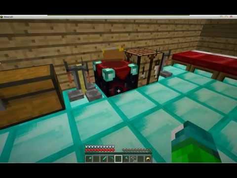Minecraft meşale yapımı