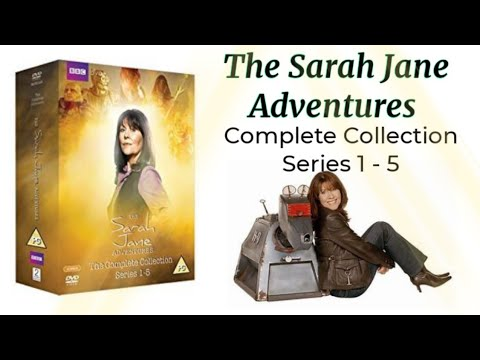 Sarah Jane Adventures - The Complete Collection - Series 1 - 5