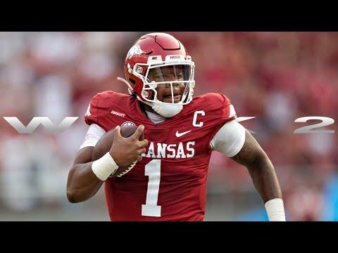 The Best of College Football 2021-22 (Week 2) ᴴᴰ