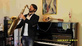 Video Locked Away - R.City ft. Adam Levine (Cover Sax Daniele Vitale) MP3, 3GP, MP4, WEBM, AVI, FLV April 2019