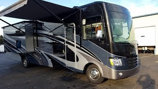 Brief video tour of the Mirada 35BH. For more information visit: Wakleyrv.com