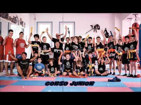 Video presentazione Corso Junior (da 3 ai 12 anni) 2017/2018