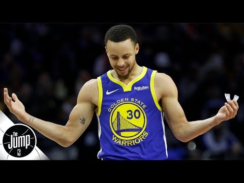 Video: Steph Curry says 'hell nah' to the idea of load management | BS or Real Talk | The Jump
