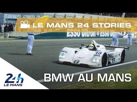 🇫🇷 L'histoire de BMW aux 24 Heures du Mans
