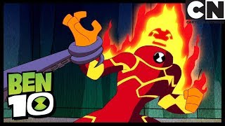 Ben 10 | Human Zoo | The Beast Inside | Cartoon Network