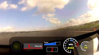 9. 412.5 KPH - Any10 Kawasaakeli (ZX-14) Top Speed run @ Lappeenranta