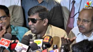 Vadivelu clarifies on 'Thenaliraman' issue