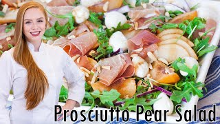Prosciutto and Pear Salad by Tatyana's Everyday Food