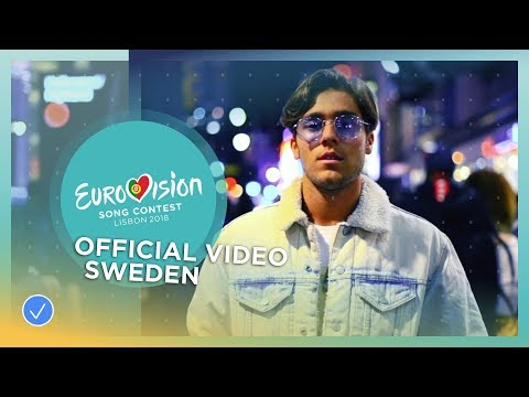 Benjamin Ingrosso - Dance You Off - Sweden - Official Music Video - Eurovision 2018