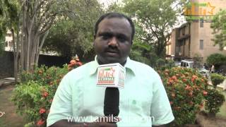 N  R  Raghunanthan Speaks at Manjapai Movie Press Meet