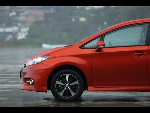 Toyota Wish - 1級效率2013