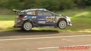 Ha wins the WRC Rally Germany 2017 Ott Tänak.