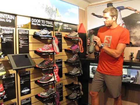 Test pohodniških čevljev Salomon Eskape Aero