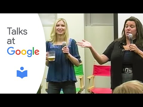 Authors@Google: The Beer Chicks - Christina Perozzi and Hallie Beaune
