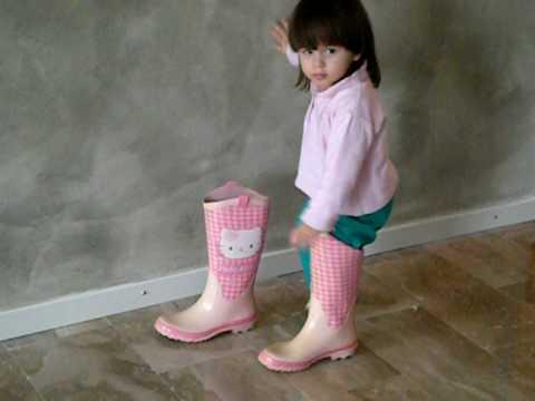 La Ghita con gli stivali!