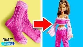 Video 50 Barbie Hacks And Toys Crafts MP3, 3GP, MP4, WEBM, AVI, FLV September 2019