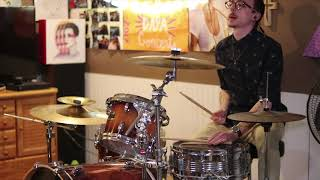 King of My Heart - Taylor Swift (Drum Cover)