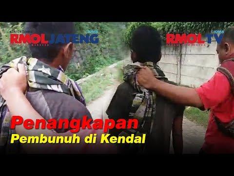 Penangkapan Pembunuh Penjaga Penggilingan Batu di Kendal