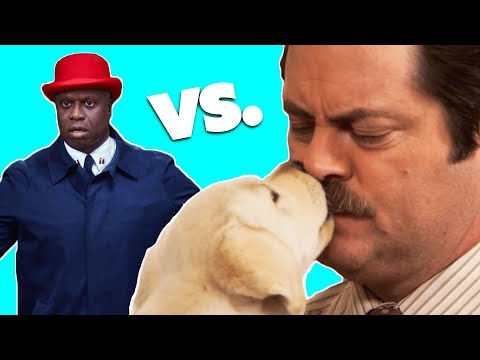 Best of the COLD OPENS: Parks & Recreation VS Brooklyn Nine-Nine | Comedy Bites