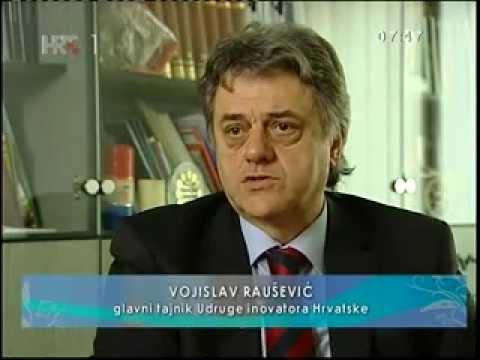 VOJISLAV RAUŠEVIĆ GOSTUJE U EMISIJI DOBRO JUTRO HRVATSKA, HTV 1