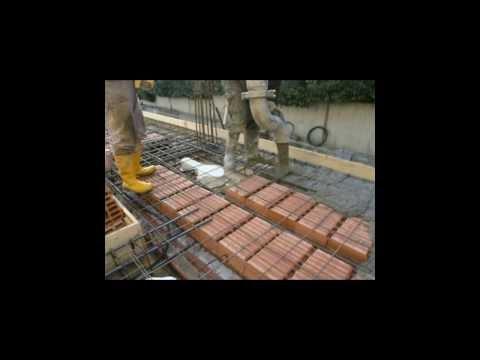 Faretti nella muratura e cemento armato con le scatole porta faretto della Tekno soluzioni srl.