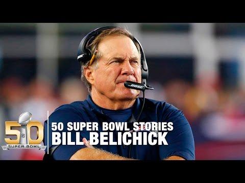 Video: Bill Belichick, Jerome Bettis & More On Fighting Nerves | 50 Super Bowl Stories