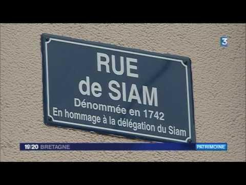 Dans les dédales de la rue de Siam à Brest
