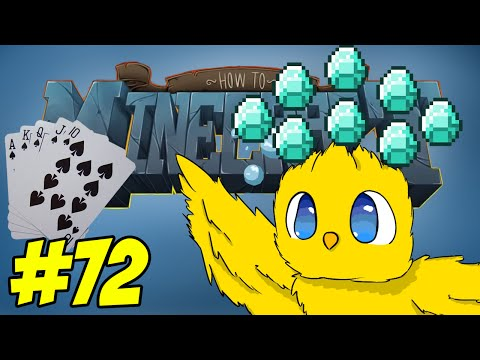 Minecraft: How To Minecraft Ep. 72 High Roller Poker Night w/ Kenny, Mat, and Tyler