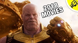 The 12 Most Anticipated Movies of 2018! (The Dan Cave w/ Dan Casey)